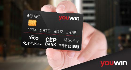 Youwin'e Bitcoin ile Nasıl Para Yatırılır?